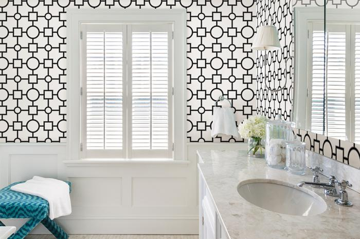 Bathroom wall coverings waterproof