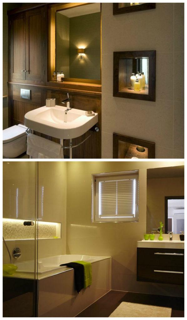 Модные цвета оформления ванной комнаты 2017