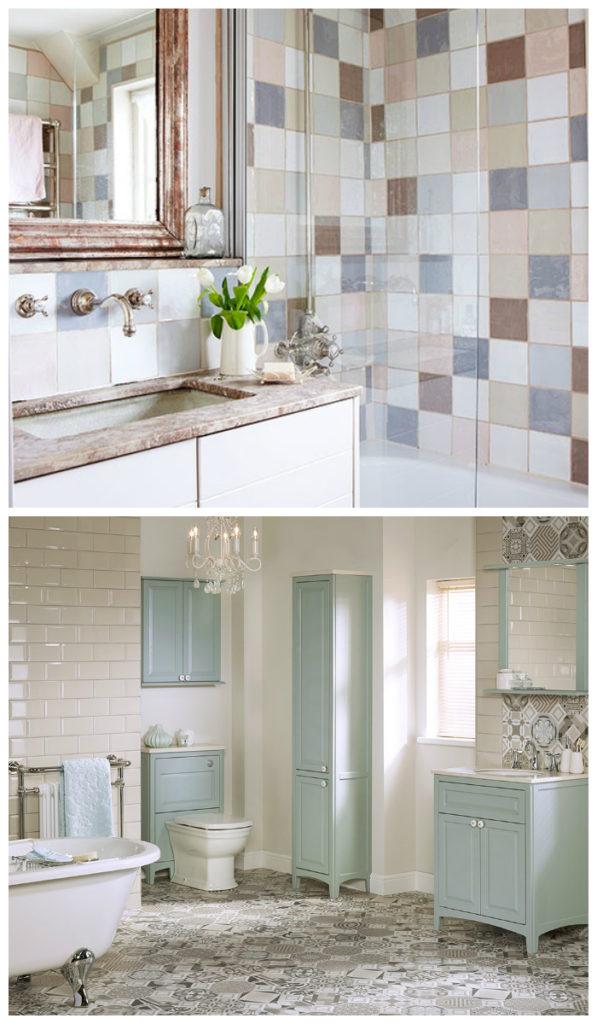 Цветовые решения в дизайне ванной