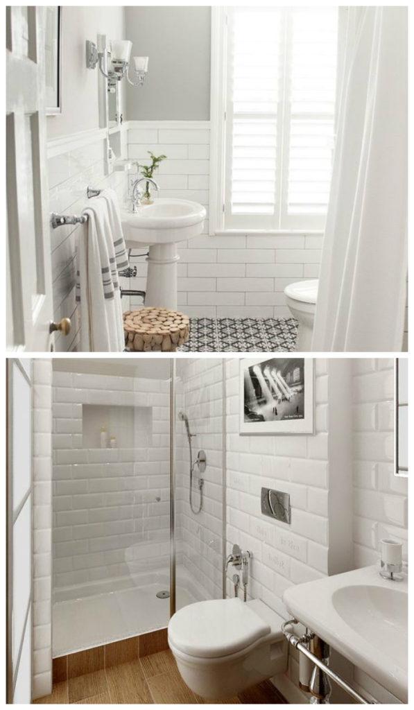 Дизайн ванной 2017, фото