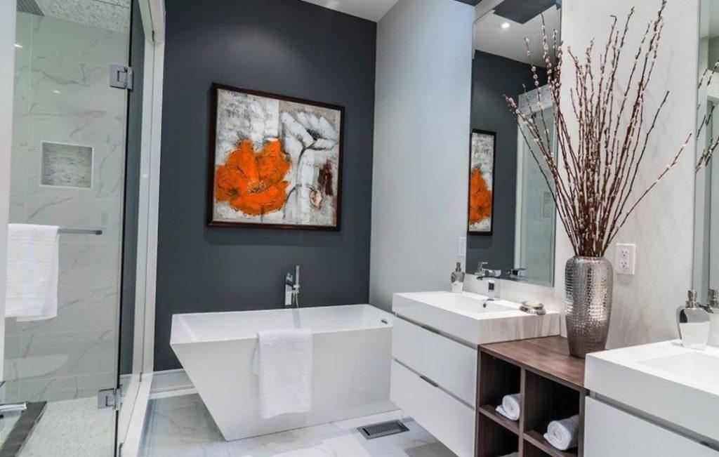Мебель в ванную комнату фото правильно оформленных помещений