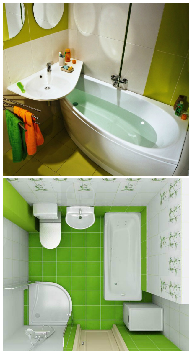 дизайн ванной комнаты фото 3 кв м с туалетом