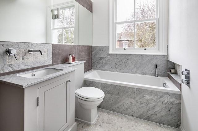 Маленькие ванные: особенности дизайна