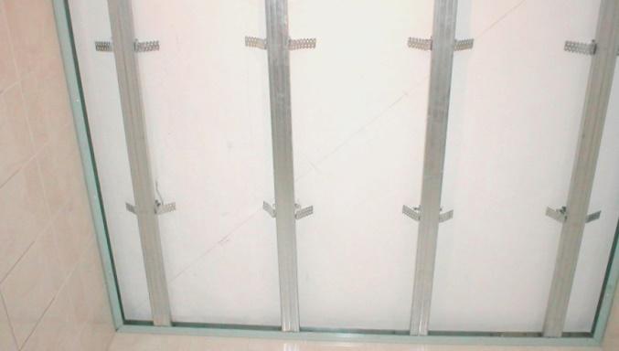 Монтаж пластиковых панелей в ванной комнате