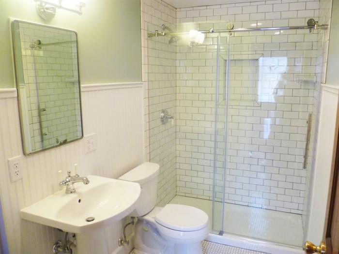 ремонт в ванной с фото