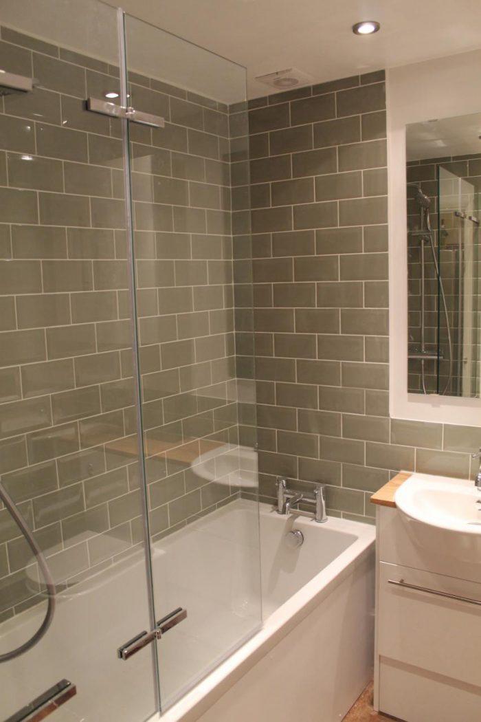 современный ремонт ванной комнаты
