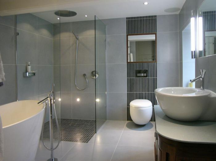 Planning A Bathroom Remodel Consider The Layout First: 80+ фото дизайна ванной комнаты с душевой кабиной