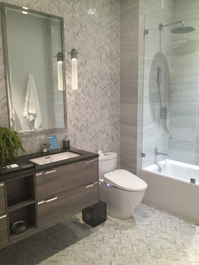 Описание дизайна ванной комнаты ванная комната 175х175 дизайн