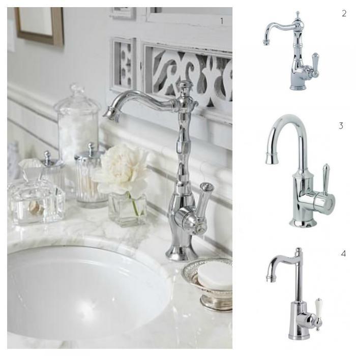 Дизайн ванной в классическом стиле