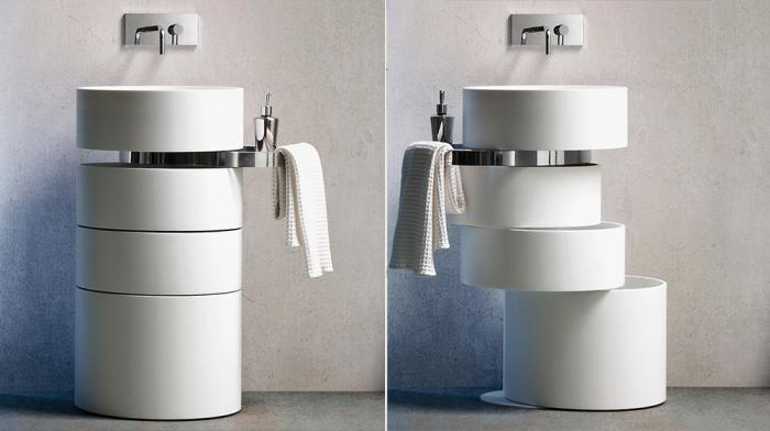 Выбираем раковину для ванной комнаты