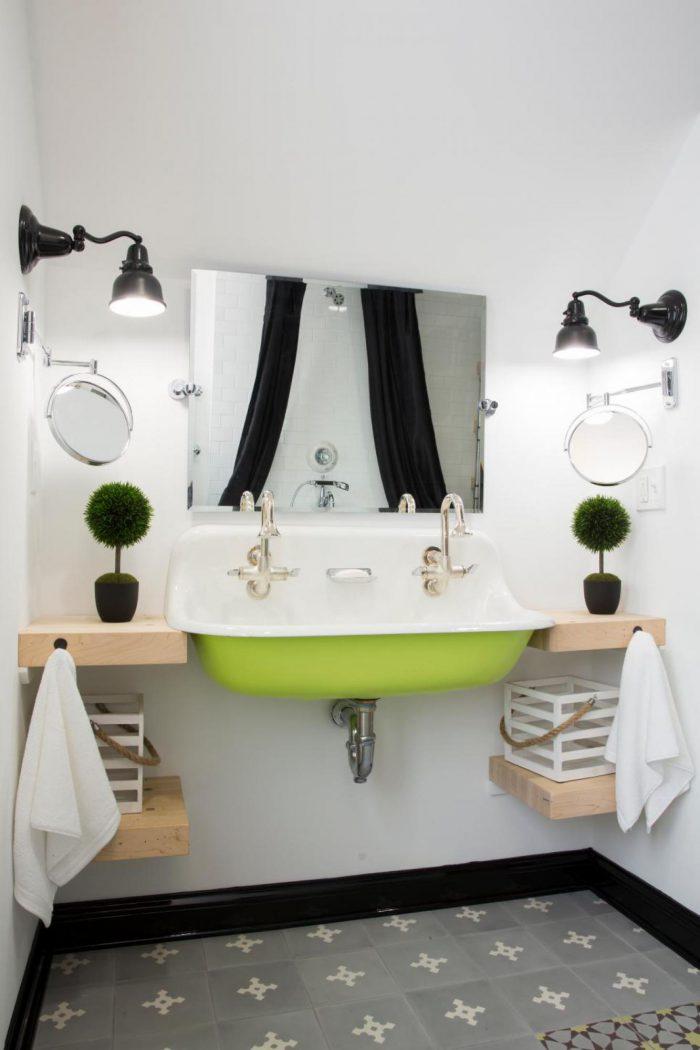 Выбираем раковину для ванной