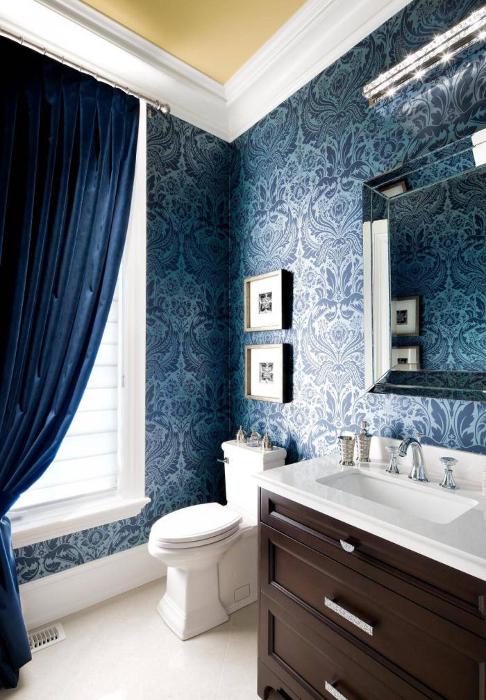 Васильковая ванная комната где купить картридж для смесителя в екатеринбурге