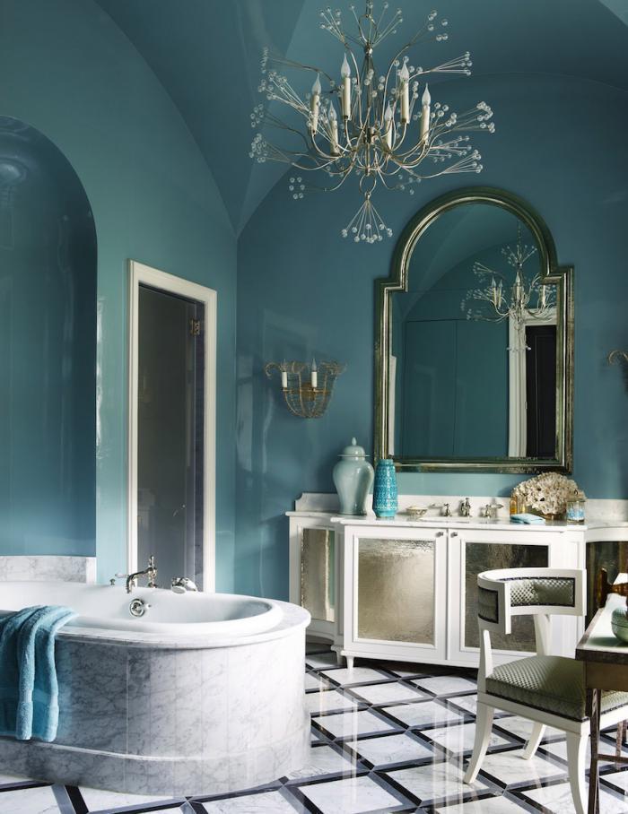 20 роскошных ванных, которые вас удивят